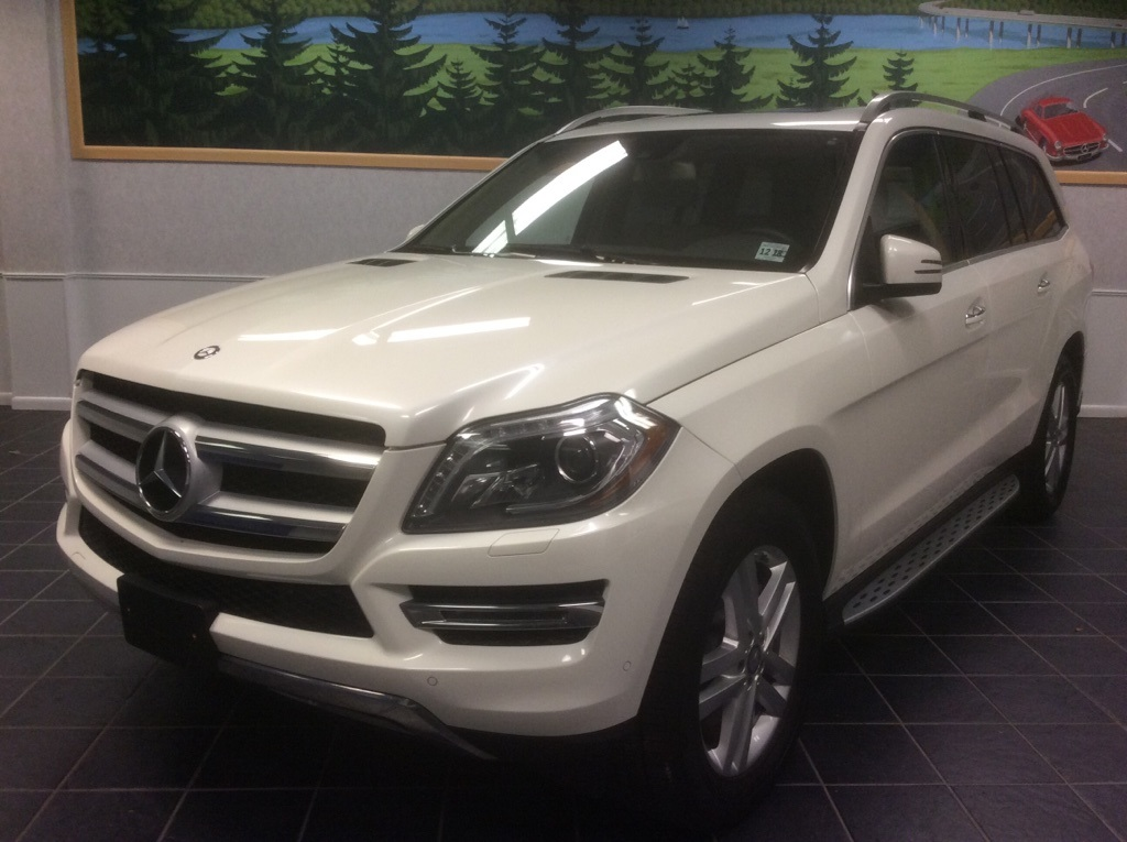 Certified pre owned 2014 mercedes benz gl class gl350 4d for Mercedes benz ft washington